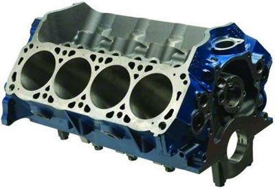 Ford Performance BOSS 351 Big Bore Engine Block - 9.2 in. Deck