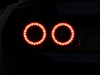 Morimoto XB LED Tail Lights - Red (13-14 All)