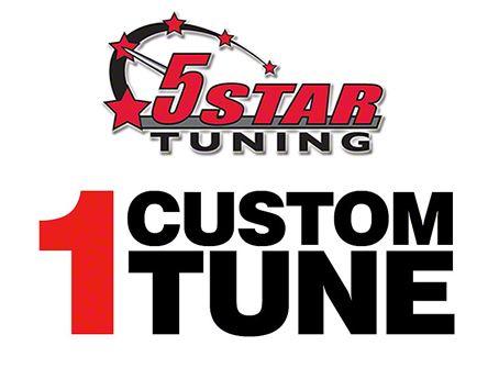 5 Star 1 Custom Tune (2018 GT)