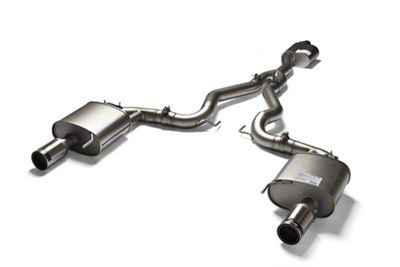 Remus Sport Active Cat-Back Exhaust w/ Stainless Tips (15-19 EcoBoost w/o Active Exhaust)