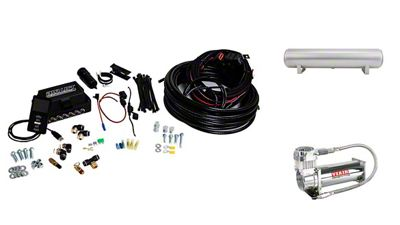 Air Lift Performance 3P Air Management System - 1/4 in. Lines (94-19 All)