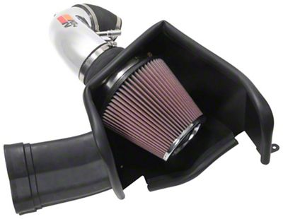 K&N Series 69 Typhoon Cold Air Intake (18-19 GT)