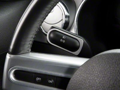 Modern Billet Satin Turn Signal and Wiper Accents (05-09 All)