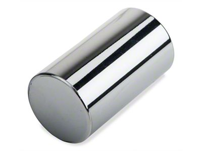 Modern Billet Chrome A/C Fill Cap Cover (05-10 All)