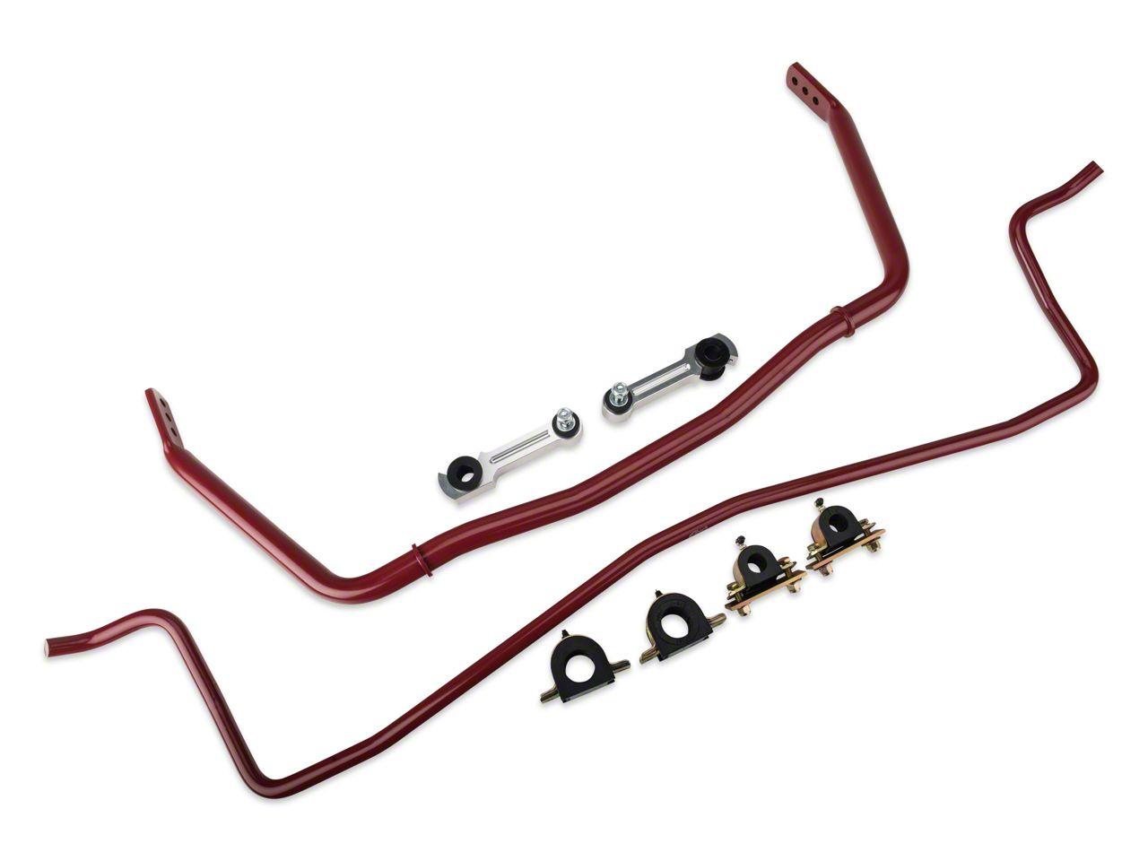 Eibach Anti-Roll Front & Rear Sway Bars (05-10 GT, V6)