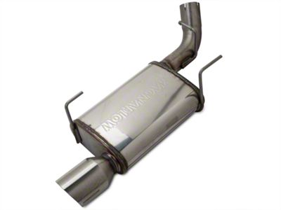 Magnaflow Street Axle-Back Exhaust (2010 V6)
