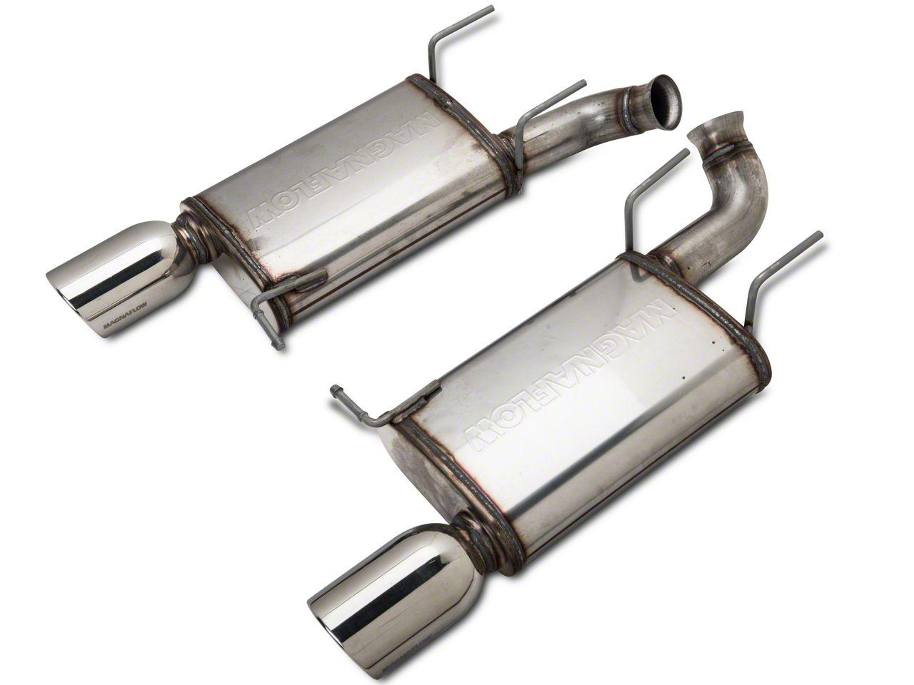 Magnaflow Street Axle-back Exhaust (11-14 V6)