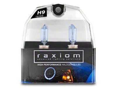 Raxiom Elite Headlight Bulbs - H9 (05-12 w/ Raxiom Aftermarket Headlights)