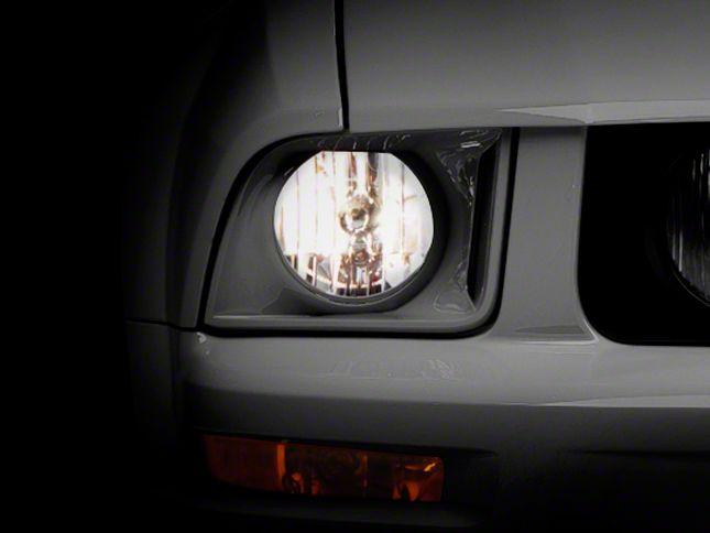 Raxiom Retro Style Headlights - Pre-Painted (05-09 GT, V6)