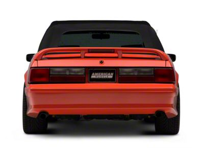 Axial Stock Replacement Tail Lights - Pair (87-93 LX)