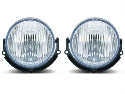 Axial Replacement Fog Lights - Pair (99-01 Cobra)