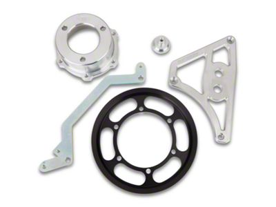 Crank Pulley Kit - 4lb Boost (03-04 Cobra)