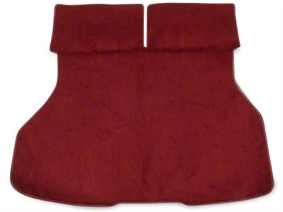 OPR Replacement Hatch Carpet - Red (87-93 Hatchback)