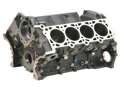 Ford Performance Boss Modular 5.0L Engine Block