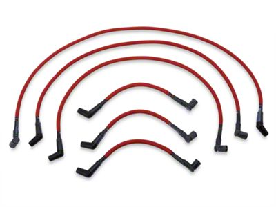 Performance Distributors Livewires 10mm Spark Plug Wires - Red (01-04 V6)