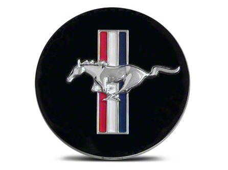 Ford Performance Running Pony Tri-Bar Center Cap - Large