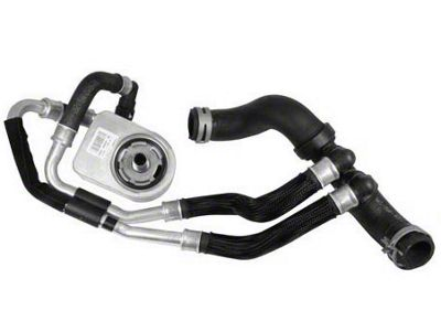 Ford Performance BOSS 302 Engine Oil Cooler (11-14 GT)