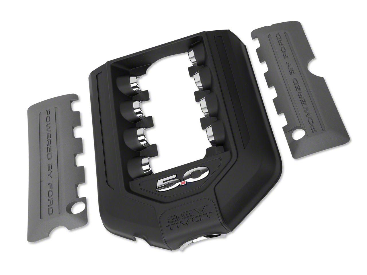 Ford Performance 5.0L Plenum Cover Kit (11-14 GT)