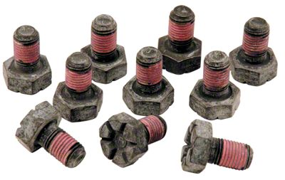 Ford Performance Differential Ring Gear Bolts - 8.8 in. (11-14 V6; 86-14 V8, Excluding 13-14 GT500)