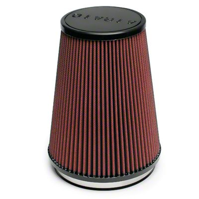 Airaid Cold Air Intake Replacement Filter - SynthaFlow Oiled Filter (07-09 GT500)
