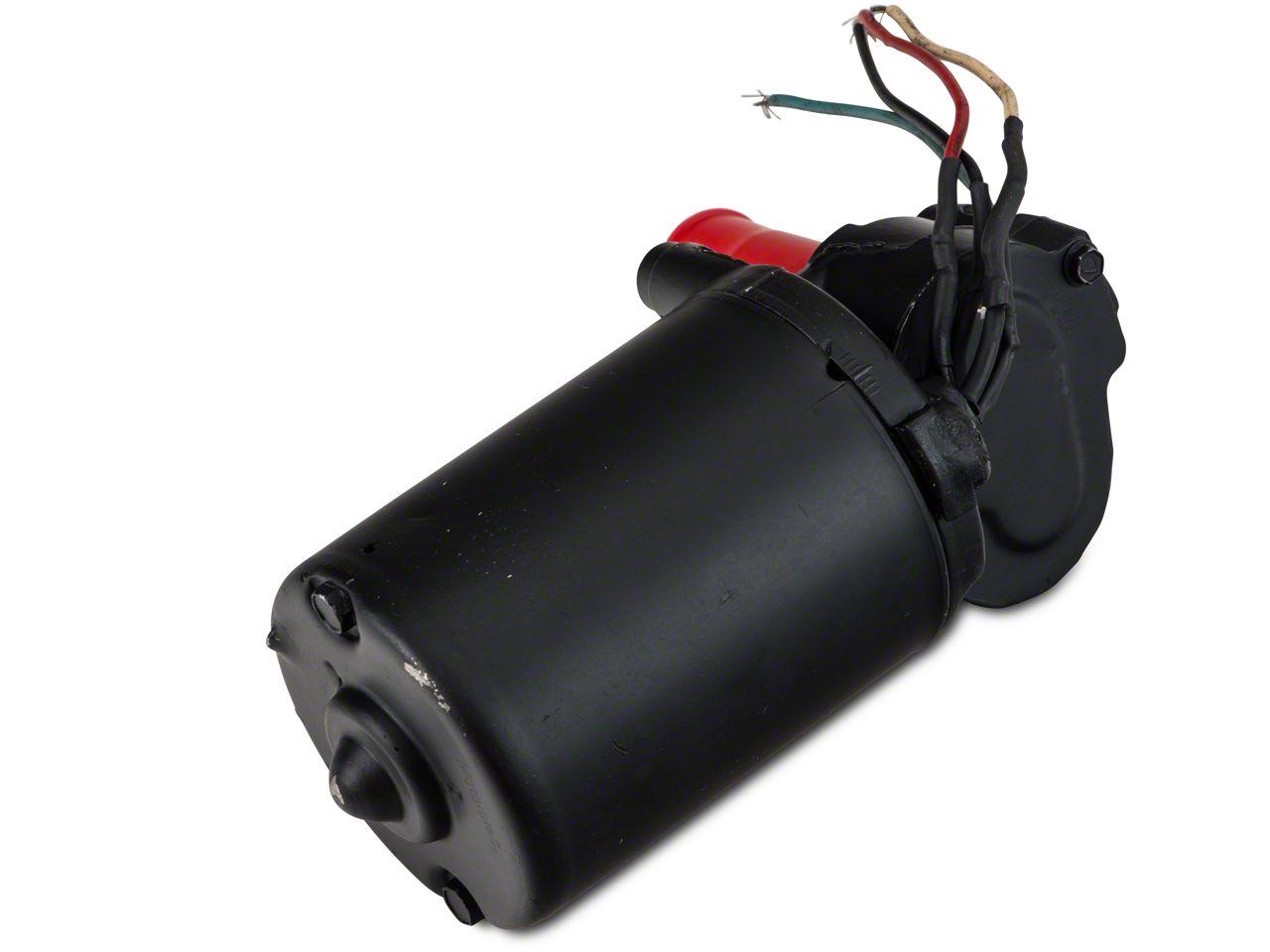 OPR Windshield Wiper Motor (79-86 All)