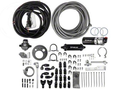 Direct Fit Total Fuel System Kit - 1800 HP (07-09 GT500)