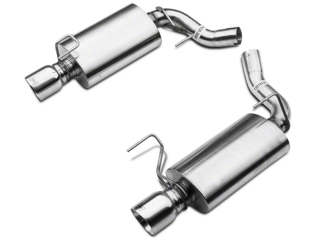 Hurst Axle-back Exhaust (05-10 GT, GT500)
