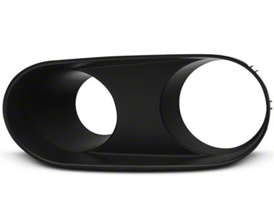 OPR Cobra Bumper Foglight Bezel - Left Side (03-04 Cobra)