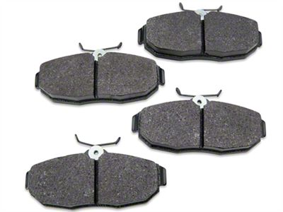 Hawk Performance HP Plus Brake Pads - Rear Pair (05-14 All)