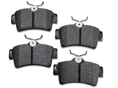 Hawk Performance HP Plus Brake Pads - Rear Pair (94-04 GT, V6)