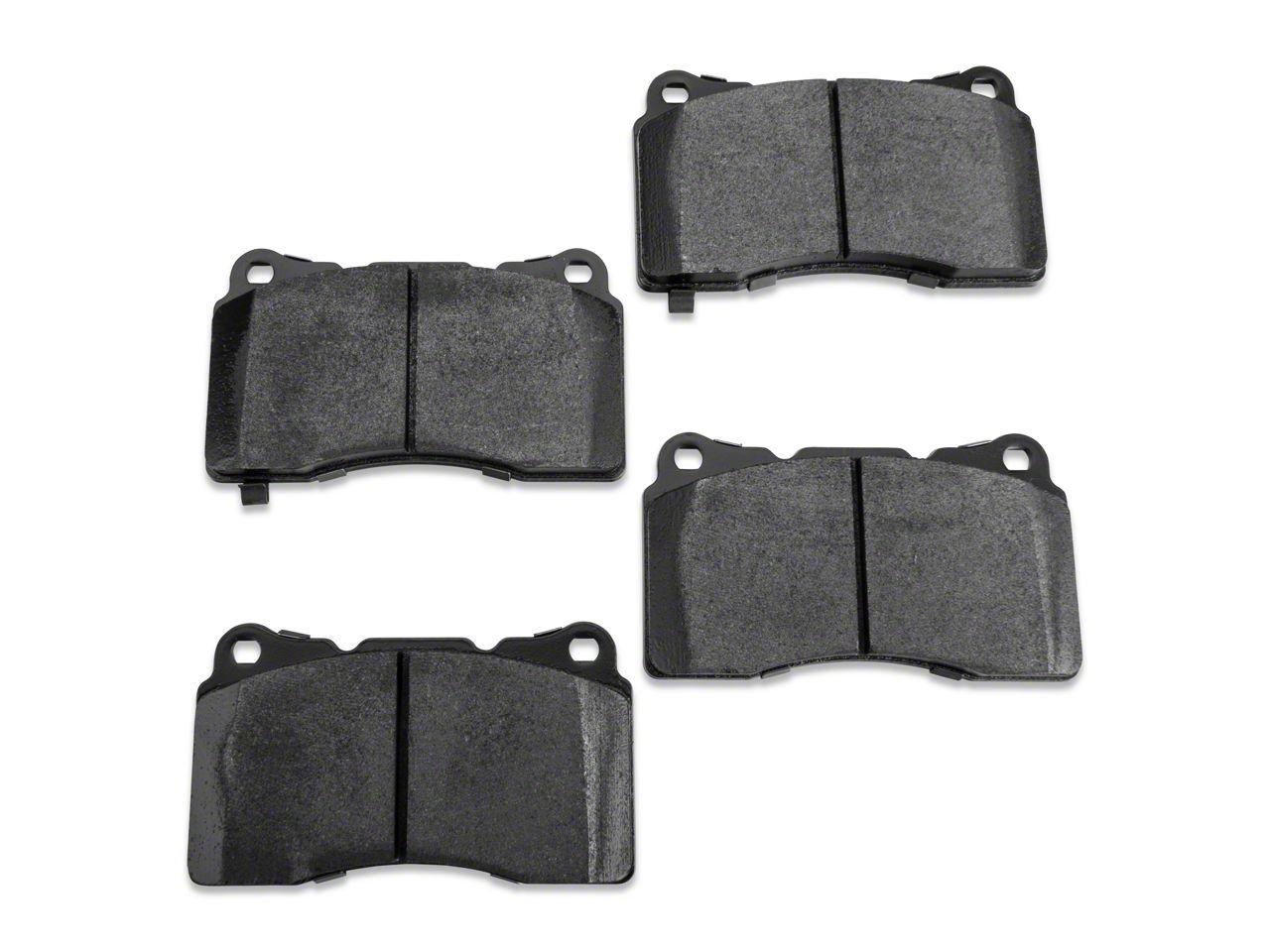 Hawk Performance Ceramic Brake Pads - Front Pair (11-14 GT Brembo; 12-13 BOSS 302; 07-12 GT500)