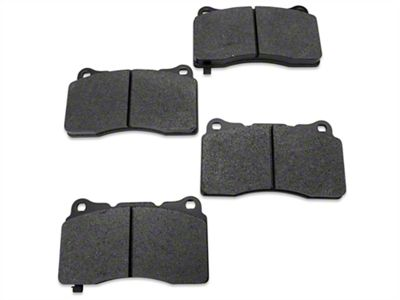 Hawk Performance HP Plus Brake Pads - Front Pair (11-14 GT Brembo; 12-13 BOSS 302; 07-12 GT500)