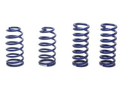 SR Performance Progressive Lowering Springs - Coupe (79-04 All, Excluding 99-04 Cobra)