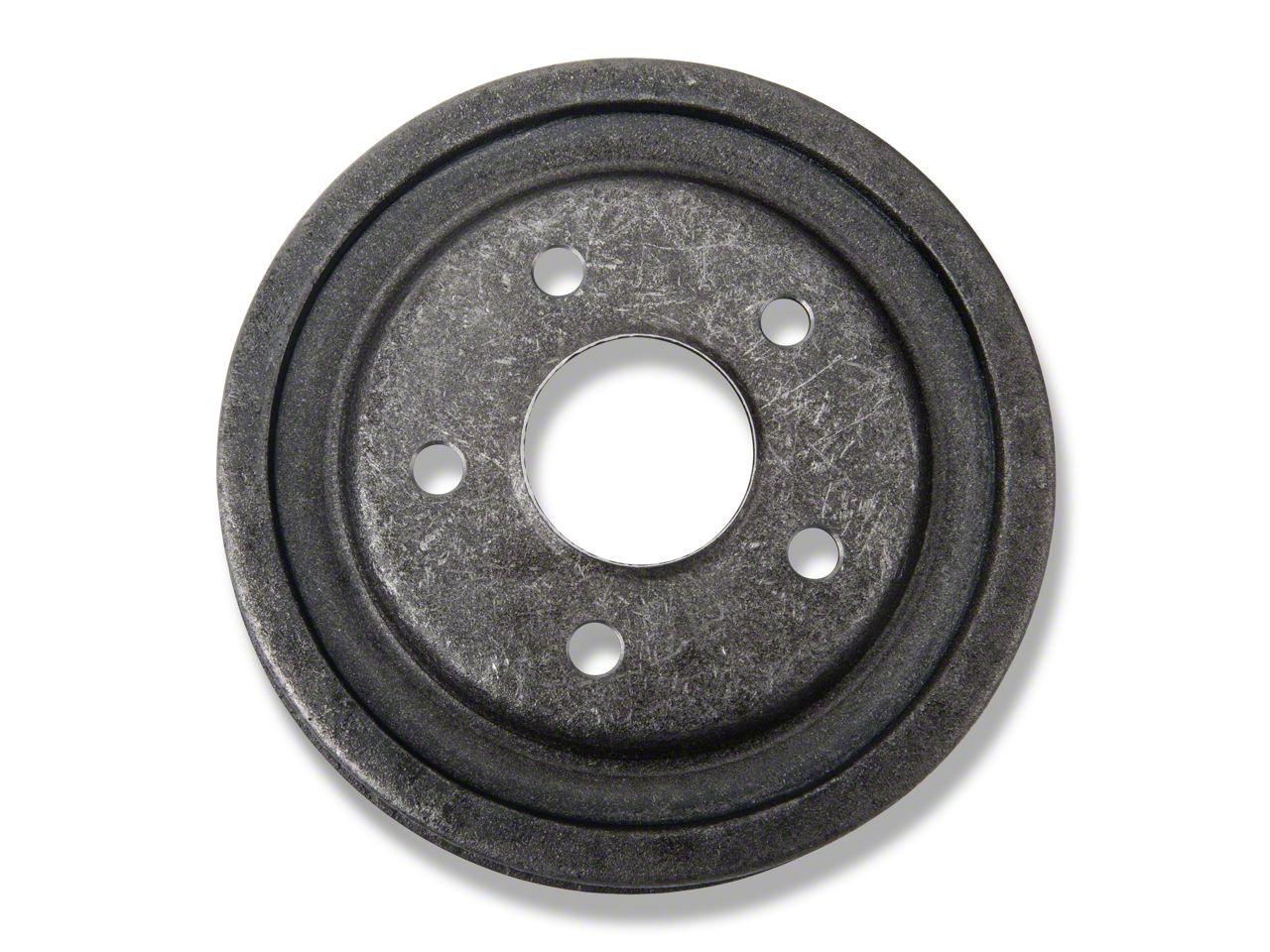 OPR Replacement Rear Drum - 5 Lug (79-93 w/ 5 Lug Conversion)