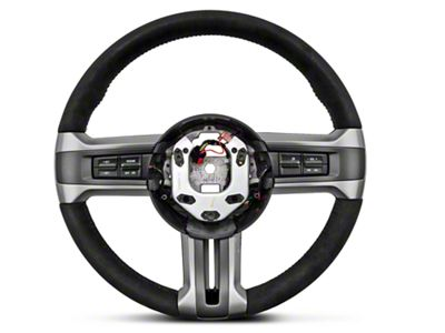 Ford BOSS 302 Alcantara Suede Steering Wheel (10-14 All)