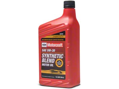 Ford Motorcraft 5W30 Motor Oil