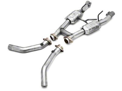 BBK Catted H-Pipe (86-93 5.0L)