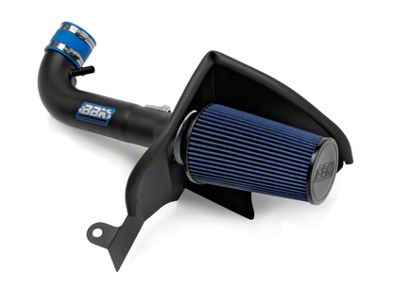 BBK Blackout Cold Air Intake (05-10 V6)