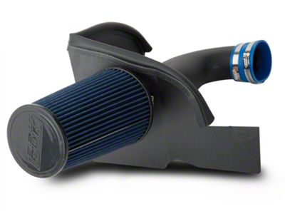 BBK Blackout Cold Air Intake - Lightweight (05-09 GT)
