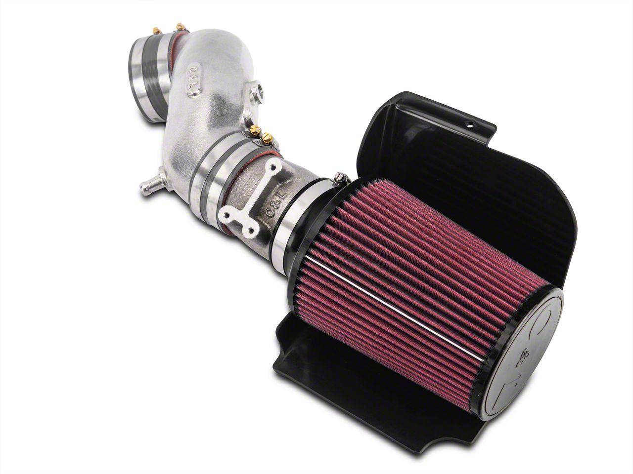 C&L Cold Air Intake - 24lb GT / 30lb Cobra Injectors (94-95 GT, Cobra)