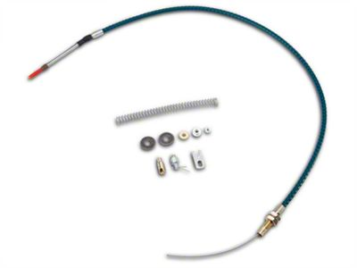 Performance Automatic AOD Throttle Valve Kickdown Cable (87-93 5.0L)