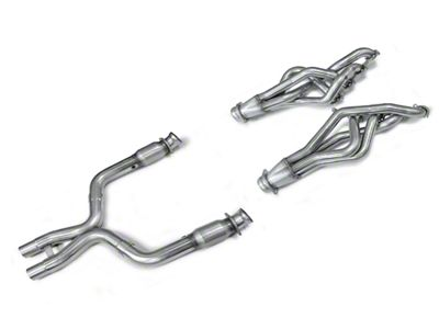Kooks 1-3/4 in. Long Tube Headers w/ Catted X-Pipe (07-10 GT500)