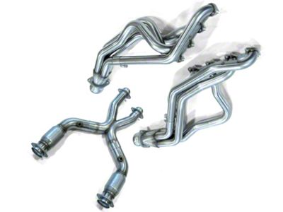 Kooks 1-5/8 in. Header and Catted X-Pipe Combo (99-04 GT)