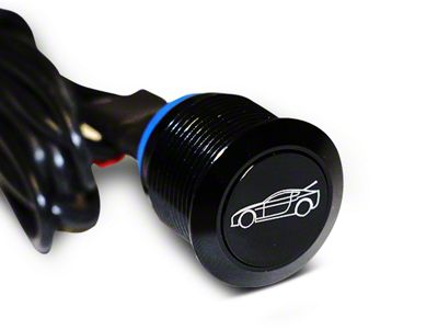 SHR Mustang Trunk Release Kit (05-09 All)