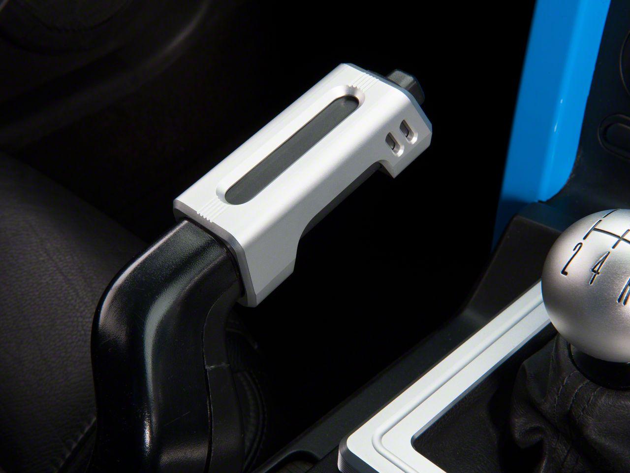 SHR Satin E-Brake Handle (05-09 GT, V6)