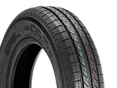 Classic All Season Tire - 165/80R15