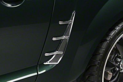 Chrome Quarter Molding Trim (05-09 All)