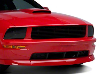 Roush 9 Bar Billet Grille - Black (05-09 GT)