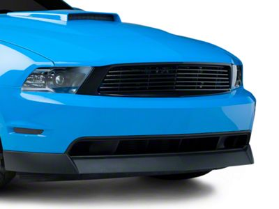 Roush 7 Bar Upper Billet Grille - Black (10-12 GT)