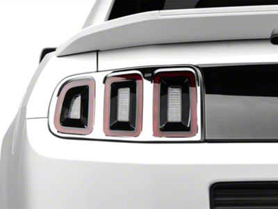 MMD Chrome Tail Light Trim (13-14 All)
